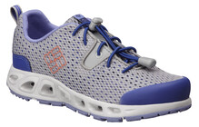 Columbia Youth Drainmaker II light grey/zing